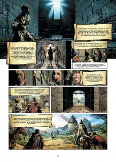 Extrait de Les démons d'Armoises -3- Gilles l'hérétique