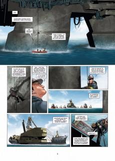 Extrait de Deepwater Prison -3- Évasion