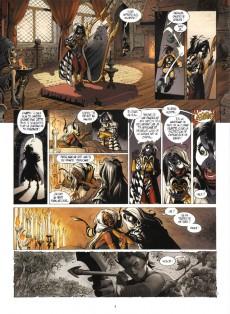 Extrait de Le monde de l'Épée de Cristal -2- Zorya la Noire 2/3