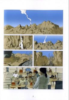Extrait de Les anges visiteurs -HS2- Les jumeaux célestes - art book