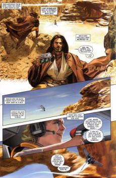 Extrait de Star Wars Vol.2 (Marvel comics - 2015) -15- Kenobi's journal II
