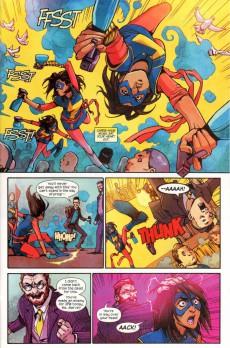 Extrait de Ms. Marvel (2016) -3- Super Famous Part 3 of 3