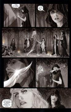 Extrait de Black Magick (2015) -1- Awakening, part 1 of 5
