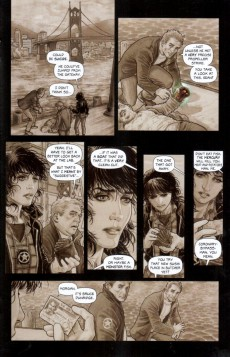 Extrait de Black Magick (2015) -2- Awakening, part 2 of 5