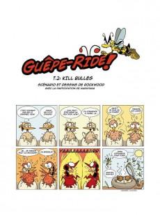 Extrait de Guêpe-ride -2- Kill Bulles