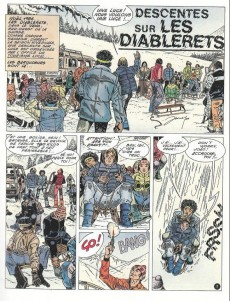 Extrait de Les baroudeurs sans frontières -8TL- Flashback III
