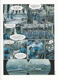 Extrait de Verdun (Holgado) -1- Avant l'orage
