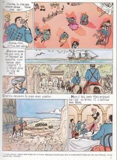 Extrait de Les chercheurs de Dieu -13- Charles de Foucauld