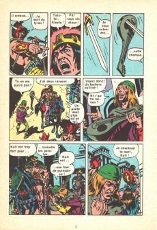 Extrait de Kull (Pocket Color Marvel Aredit) -Rec01- Recueil 1 (01, Conan le barbare n°5)