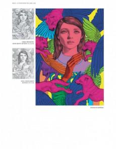Extrait de Fables (Urban Comics) -HS- Les Couvertures par James Jean
