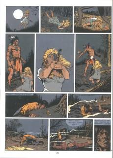 Extrait de Les pionniers du Nouveau Monde -1d1997- Le pilori