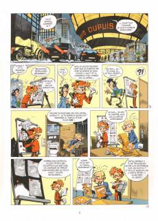 Extrait de Spirou et Fantasio -55- La colère du Marsupilami