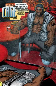 Extrait de Cage Vol. 2 (Marvel MAX - 2002) -1- Cage Part one
