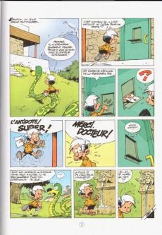 Extrait de Les petits hommes -40- Chiche!