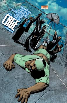 Extrait de Cage Vol. 2 (Marvel MAX - 2002) -5- Cage Part five