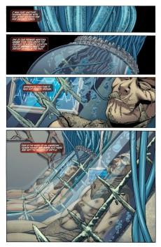 Extrait de Michael Turner's Fathom Vol.2 (Aspen comics - 2005) -0A- Fathom zero