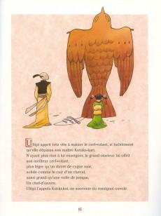 Extrait de (AUT) Mazan - Ulûpi - Princesse chipie