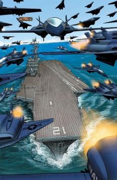 Extrait de Michael Turner's Fathom Vol.2 (Aspen comics - 2005) -1A- Chap 1: Poseidon Shrugged