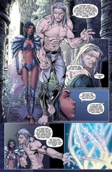 Extrait de Michael Turner's Fathom Vol.2 (Aspen comics - 2005) -2A- Chap 2: Illumination
