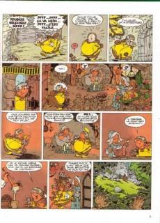 Extrait de Percevan -4a93- Le pays d'aslor