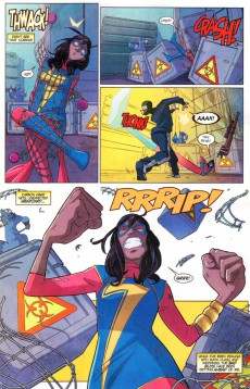 Extrait de Ms. Marvel (2016) -4- Army Of One part 1 of 3