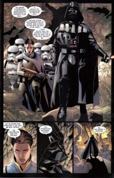 Extrait de Darth Vader (2015) -16- Book III, Part I : The Shu-Torun War