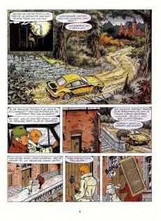 Extrait de Ric Hochet -41a1991- La maison de la vengeance