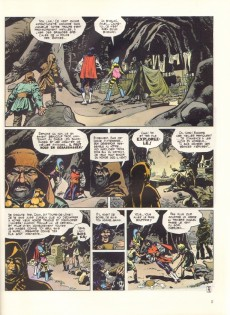 Extrait de Le vagabond des Limbes -7- La guerre des Bonkes