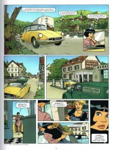 Extrait de Les aventures de Betsy -1- Le Sortilège de l'Atalante