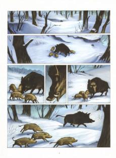 Extrait de L'ours de la Spadaccia -1- La voix des morts