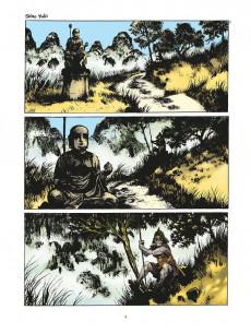 Extrait de Les contes du 7ème souffle -2- Shiro Yuki