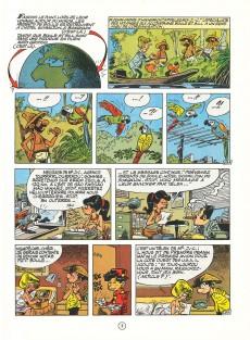 Extrait de Boule et Bill -03- (Publicitaires) -7- Globe trotters tome 2