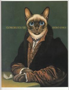 Extrait de (AUT) Collectif - Chacun son chat