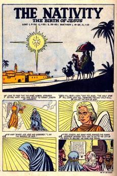 Extrait de Bible Tales for Young Folk (1953) -1- Numéro 1