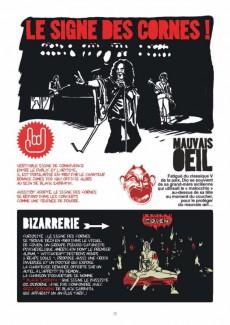 Extrait de La petite Bédéthèque des Savoirs -4- Le Heavy Metal - De Black Sabbath au Hellfest