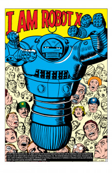 Extrait de Amazing Adventures Vol.1 (Atlas - 1961) -4- I Am X