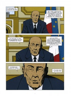 Extrait de Mitterrand Requiem