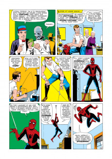 Extrait de Amazing Fantasy (Marvel - 1962) -15- Spider-Man