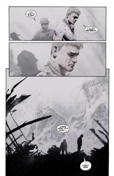 Extrait de Captain America (2002) -INT1- The New Deal