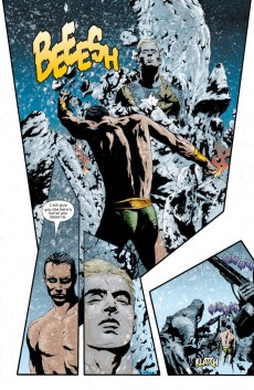 Extrait de Captain America (2002) -INT3- Ice