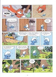 Extrait de Les schtroumpfs - La collection (Hachette) -5- L'Œuf et les Schtroumpfs et Le Faux Schtroumpf, Le Centième Schtroumpf