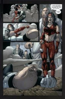 Extrait de Ultimate Daredevil et Elektra (Marvel Deluxe) - La part du diable