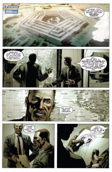 Extrait de Adam: Legend of The Blue Marvel (2009) -3- Part 3