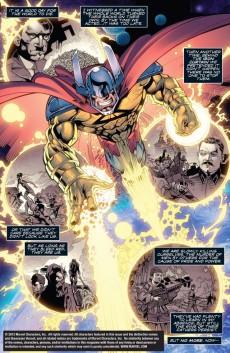 Extrait de Adam: Legend of The Blue Marvel (2009) -5- Conclusion