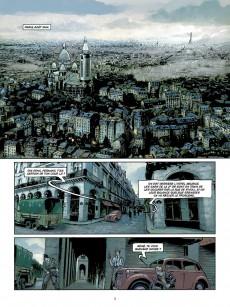 Extrait de Paris Maléfices -3- Le Petit homme rouge des Tuileries