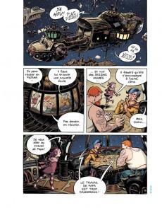 Extrait de Space Boulettes - Space boulettes