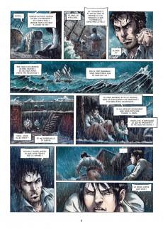 Extrait de Les aventuriers de la Mer -3- Or ou sang