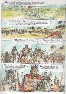 Extrait de Mur païen - La guerre des Gaules dans les Vosges
