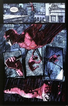 Extrait de Daredevil (100% Marvel - 1999) -5- Le scoop