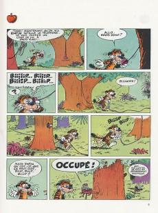 Extrait de La jungle en folie -1- Les aventures de Joe le tigre